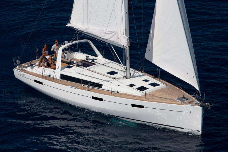 Rent Oceanis 45 3 Cab At Port Of Hyeres