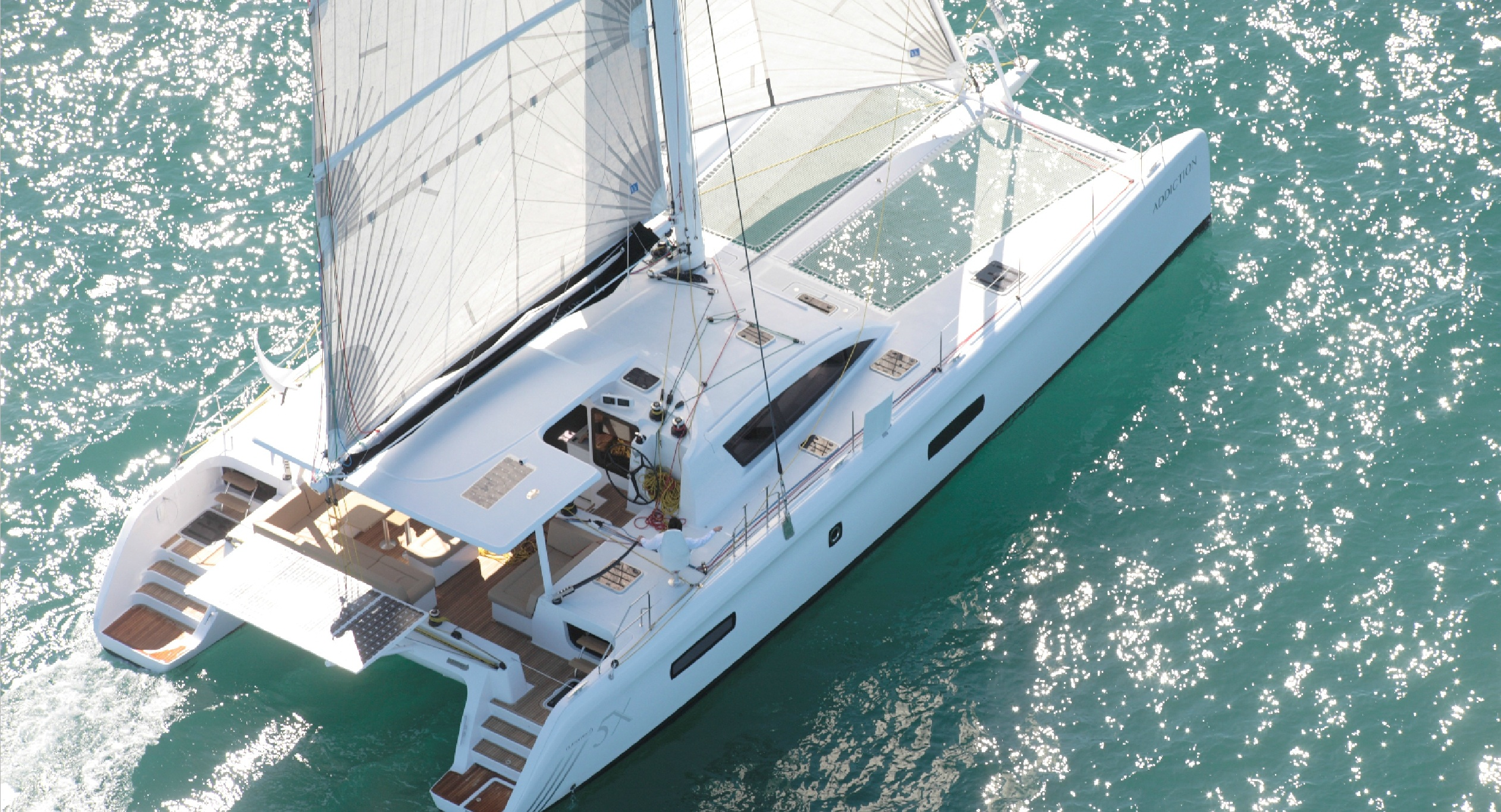 Outremer 50