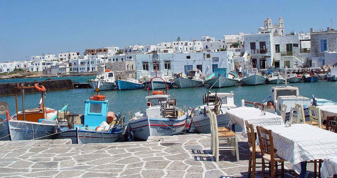 Témoignage - Grèce - Cyclades - Paros