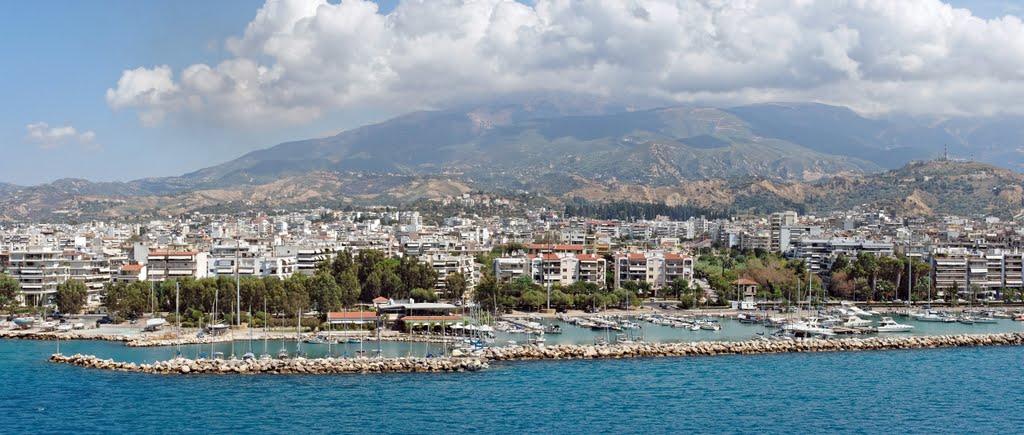 La Grèce en monocoque ou en catamaran