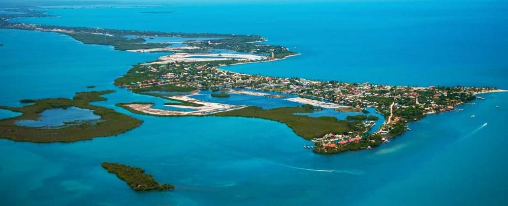 Location de voiliers au Belize