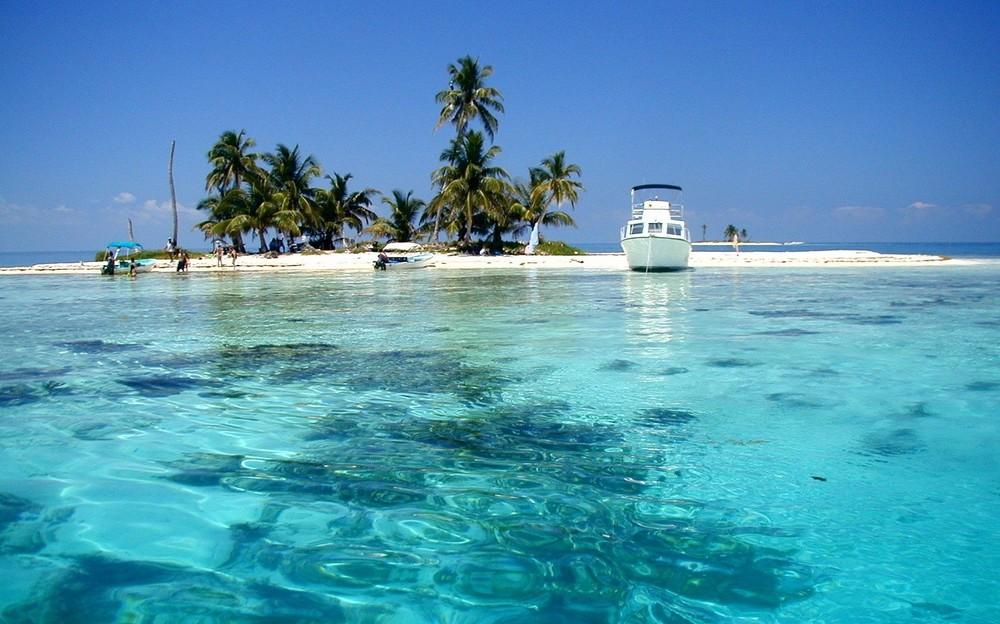 Croisière au Belize