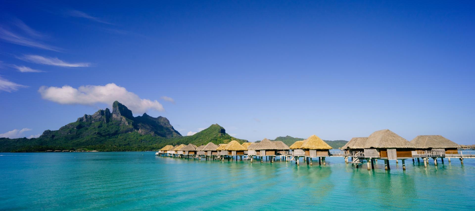 Trois semaines en Polynésie