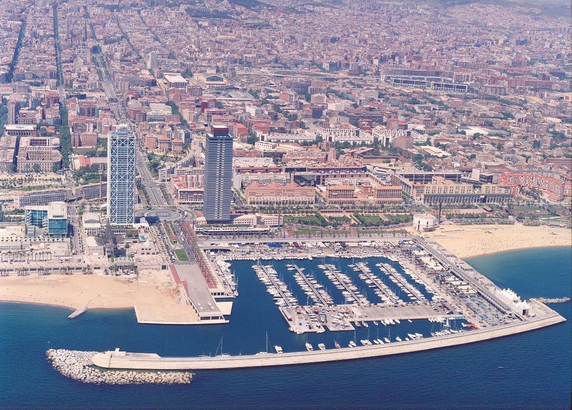 Naviguer à Barcelone le week end du 8 Mai