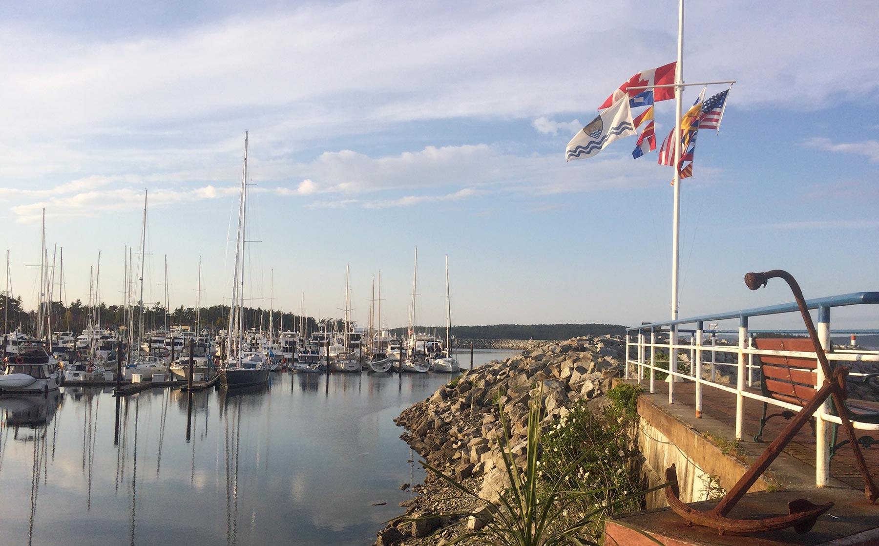 Pourquoi louer un voilier au Canada ?