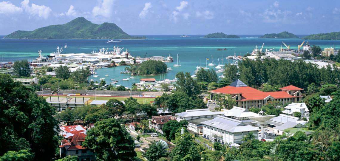 Mahé Port Victoria