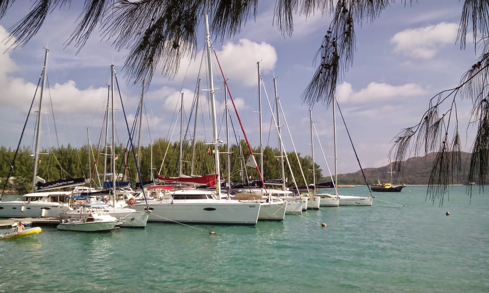 Croisières à la découverte des Seychelles