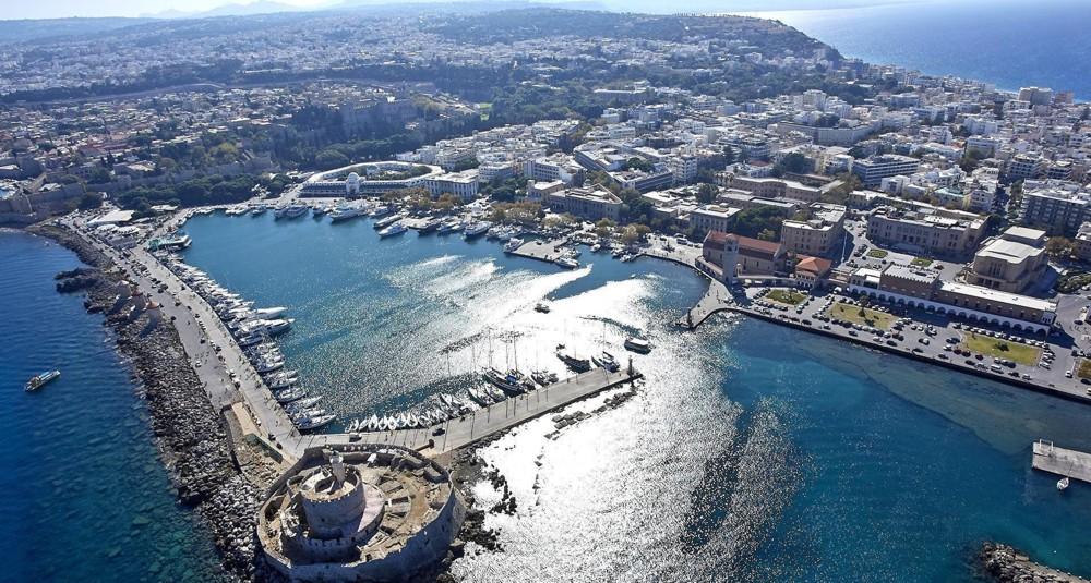 Rhodes - Marina Mandraki