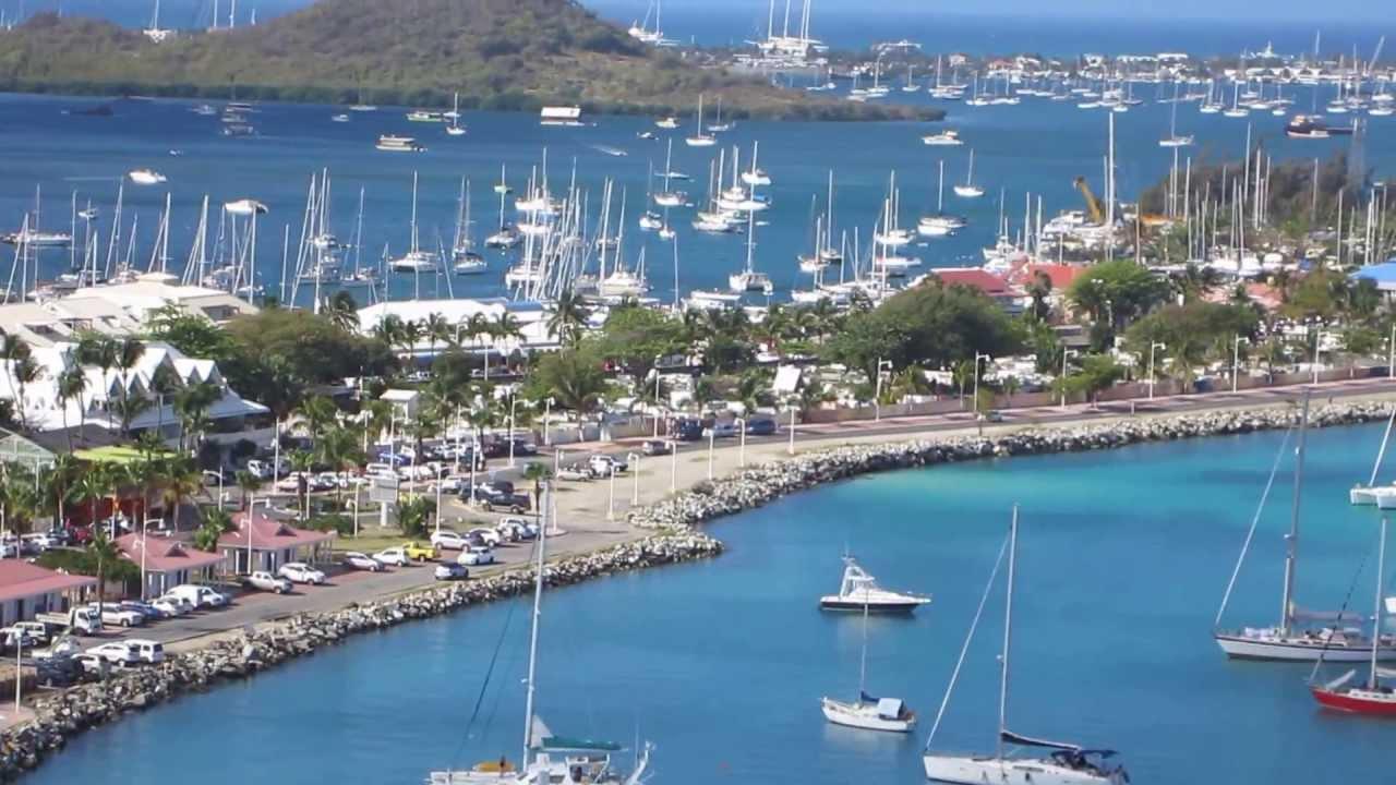 Location de voiliers à Saint Martin