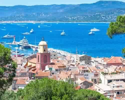 Baie de Saint Tropez