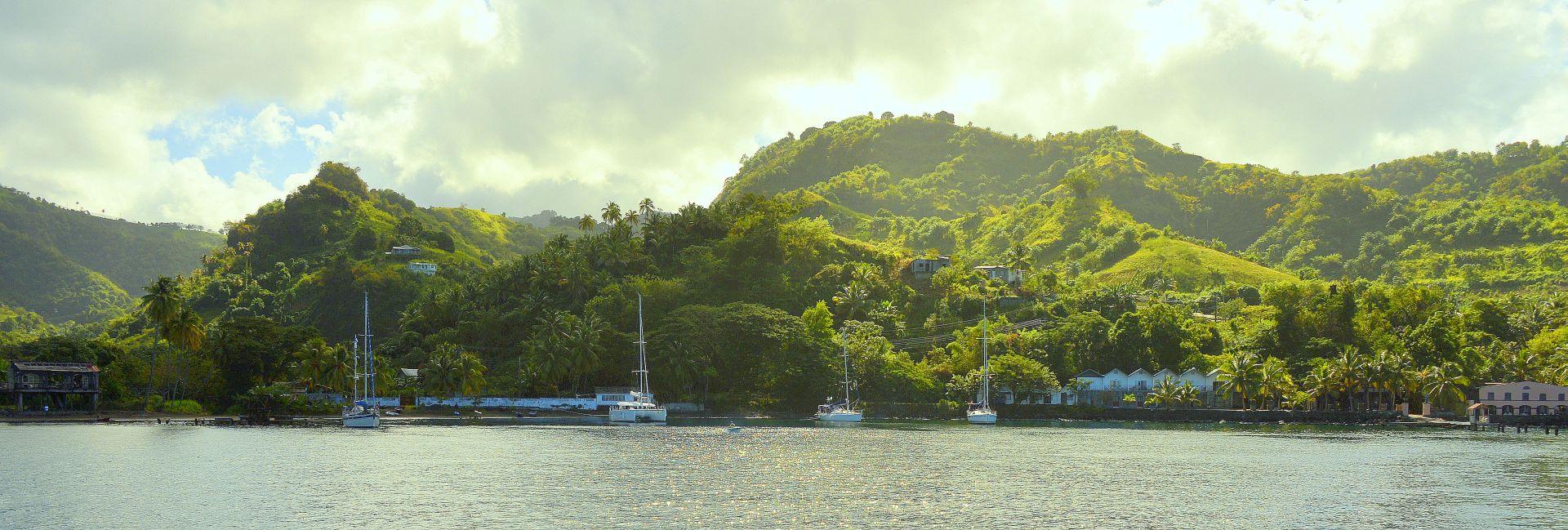 Louer un catamaran dans les Grenadines
