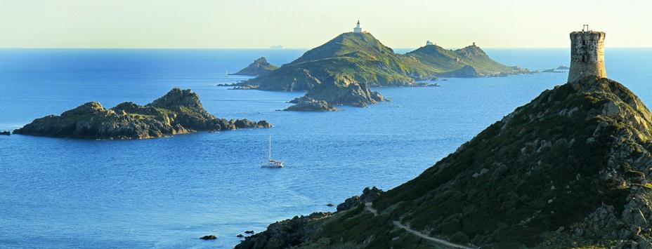 Louer un bateau en Corse du Sud