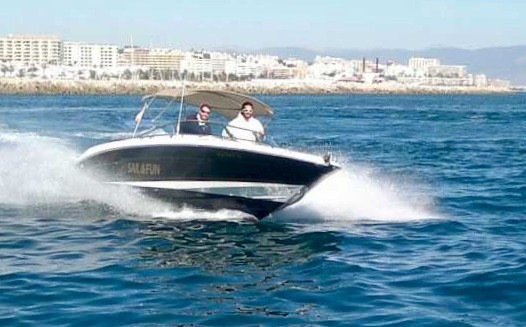 Sea Ray 230 R