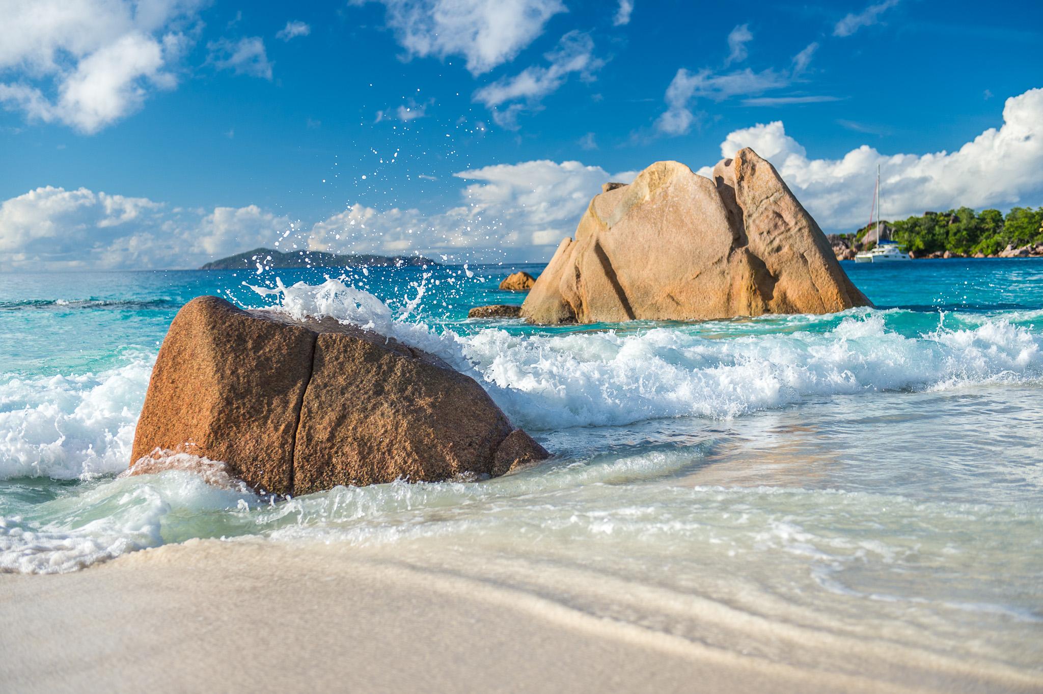 Location de voiliers aux Seychelles