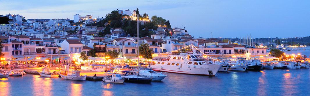 Croisière en voilier en Grèce