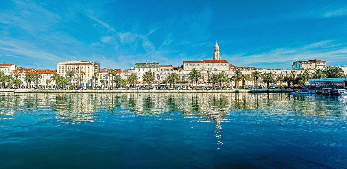 Croisière en bateau en Croatie