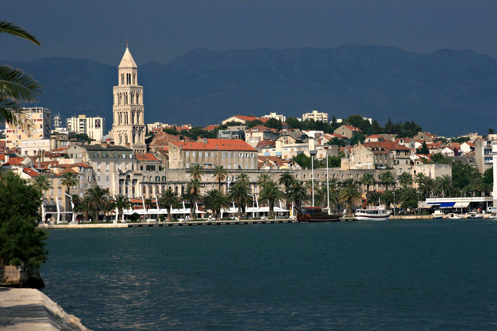 Louer un bateau à Split