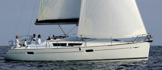 Sun Odyssey 39i Perf