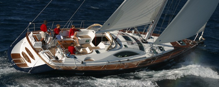 Sun Odyssey 54DS
