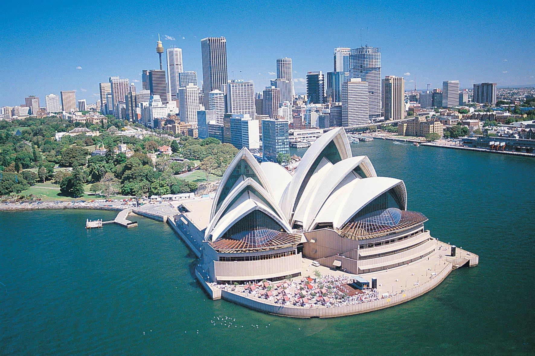 Location voilier en Australie