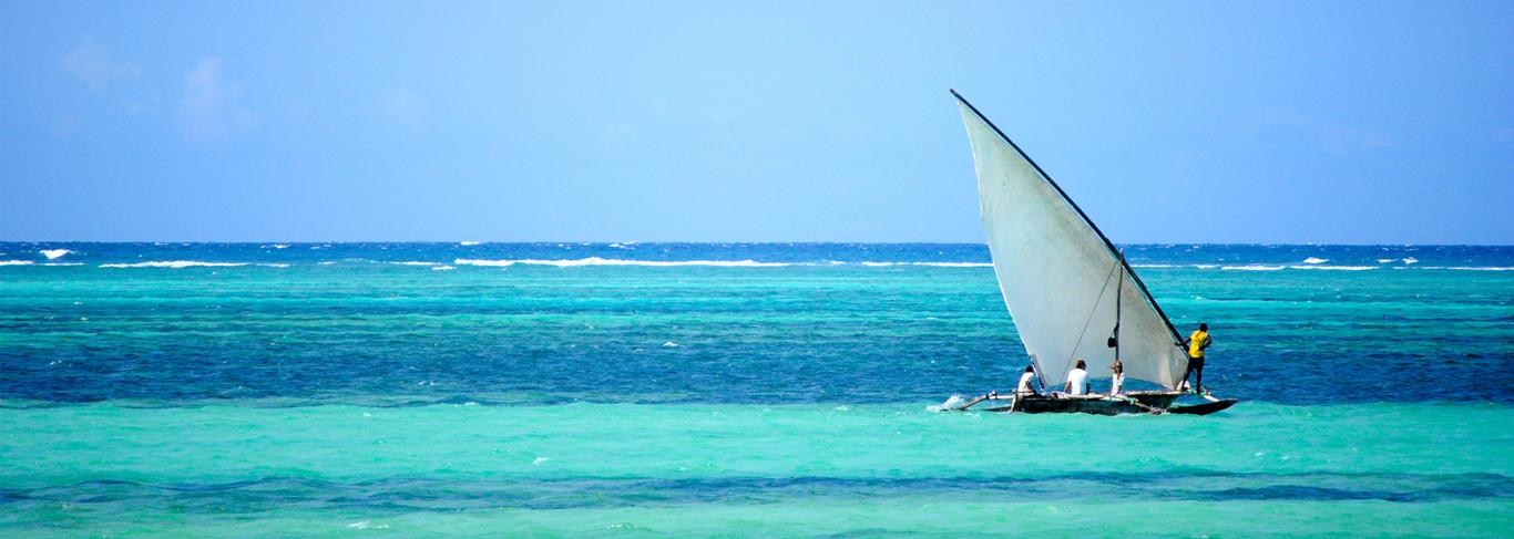 Location de voiliers en Tanzanie