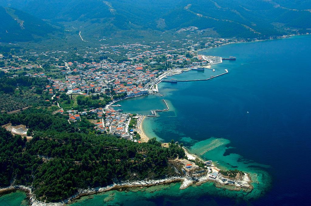Limenas - Port Thassos