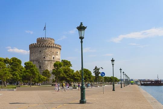 Thessalonique, un coup de cœur à visite lors d'un voyage en Grèce