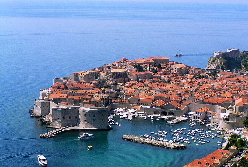 Dubrovnik - Town Port