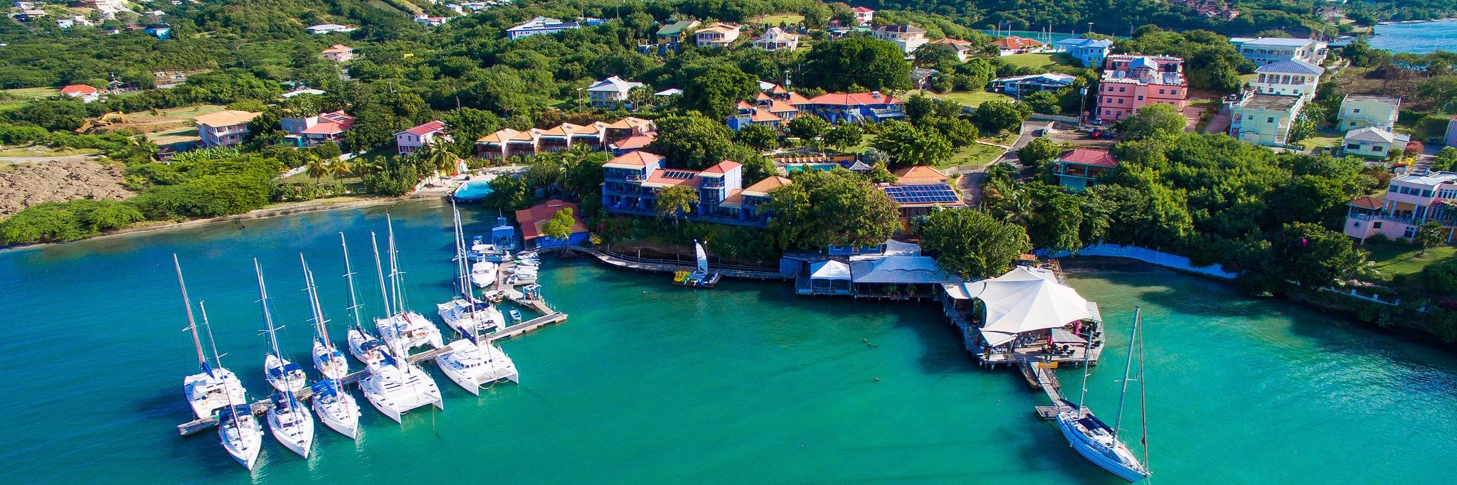 True Blue Bay Marina