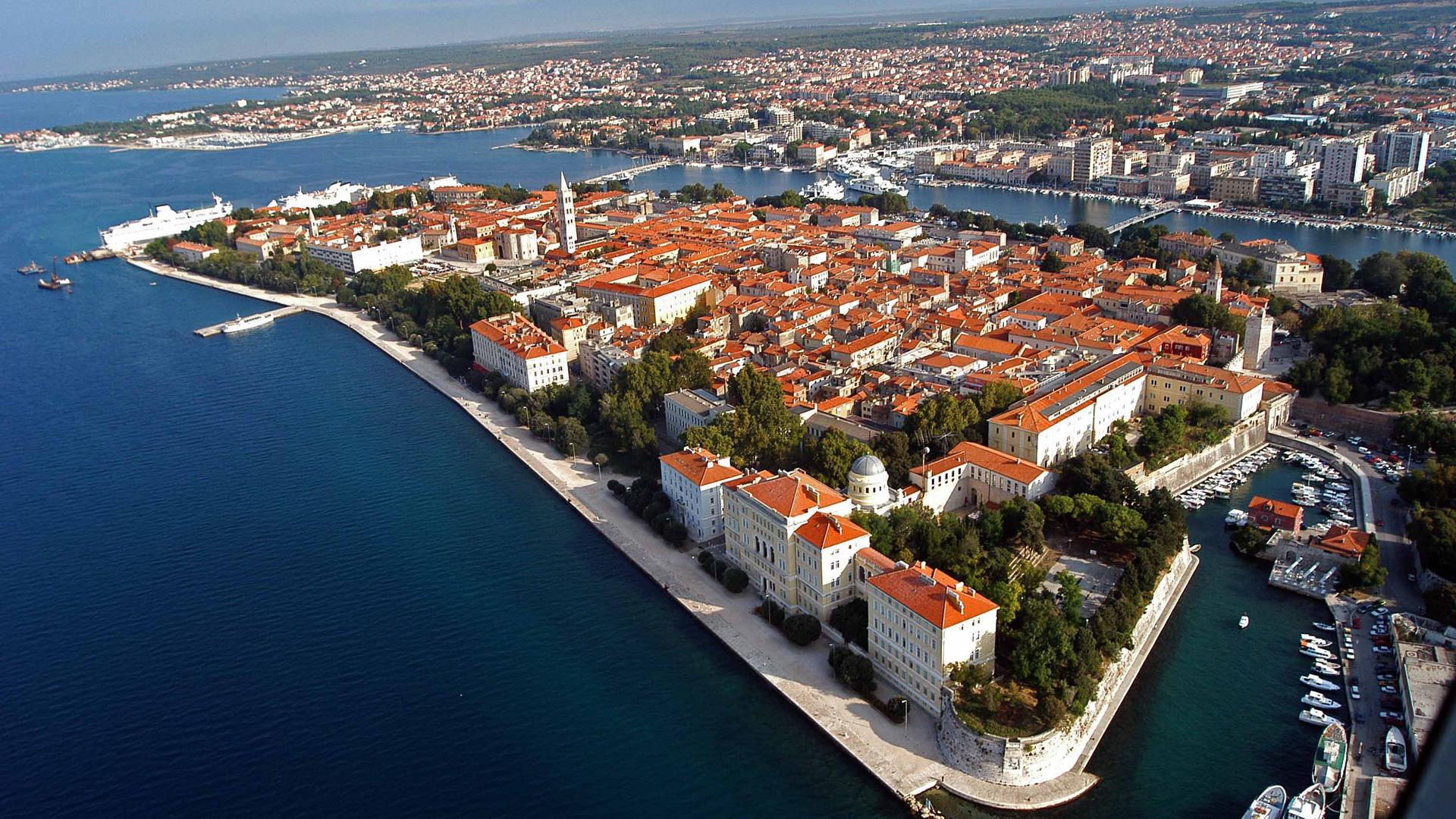 Location voilier à Cres pour croisière en Croatie